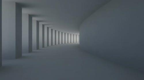 Corridor Pillar