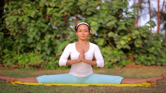 Thumbnail for Yoga Meditation Exercise In Nature 3
