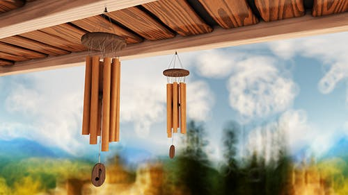 Looped Wind Chimes