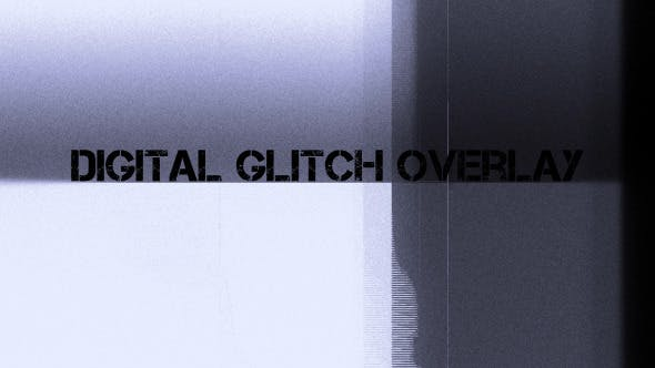 Thumbnail for Digital Glitch Overlay 2