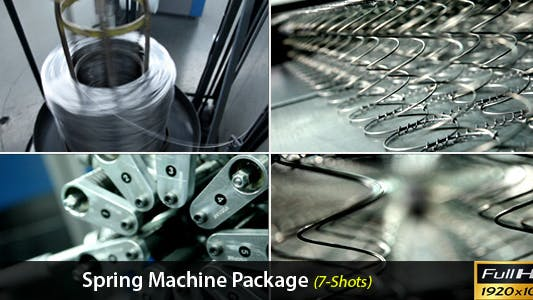 Thumbnail for Spring Machine Package