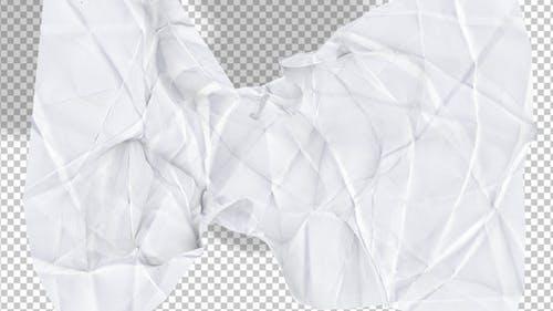 Papier froissé