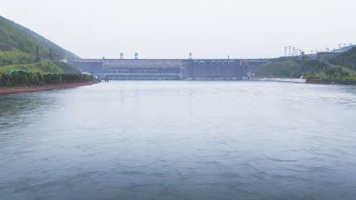 Big River and Dam