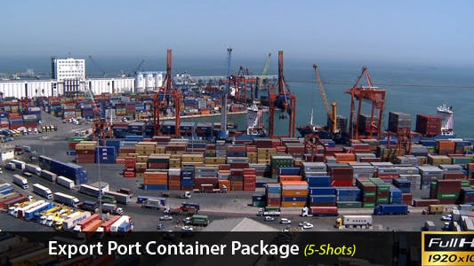 Thumbnail for Export Port Container Package
