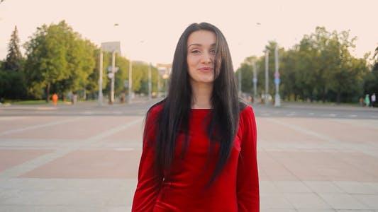 Thumbnail for Young Beautiful Women Walking