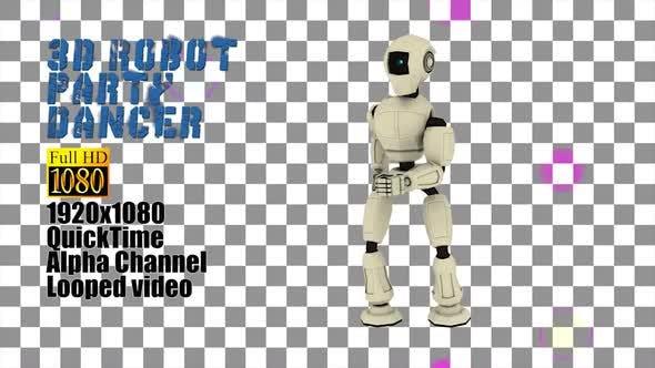 Thumbnail for Event Dance Roboter Maschine