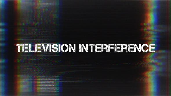 Thumbnail for Television Interference 2