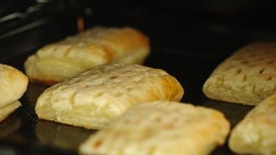 Envelopes Bake In Oven
