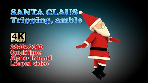 Thumbnail for Happy Santa Claus Christmas