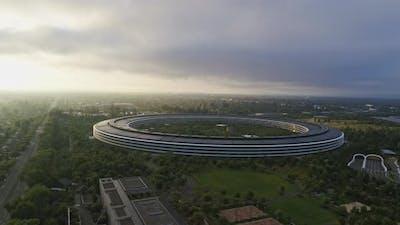 4K Silicon Valley Aerial