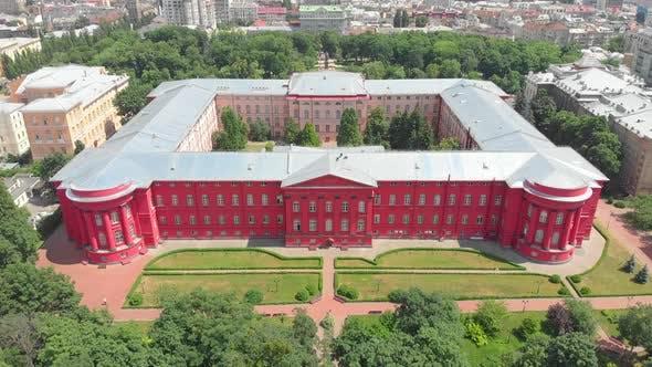 Building Of University