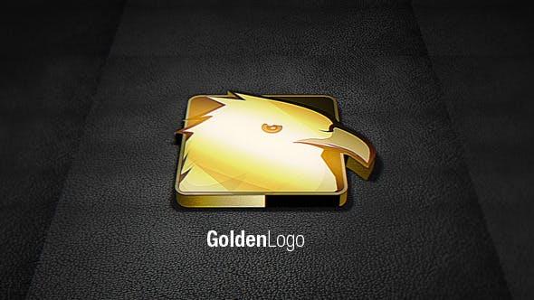 Thumbnail for Logo doré