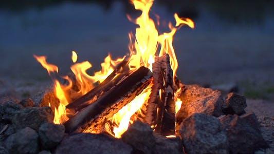 Thumbnail for Abandoned Fireside