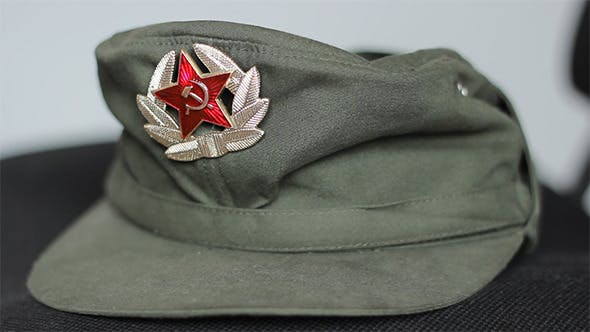 Thumbnail for Communist Military Cap
