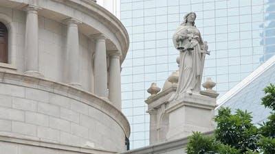 High court in Hong Kong