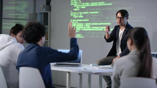 Lesson About Computer Programming