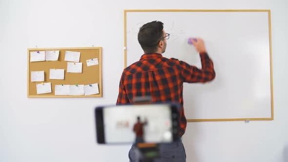 Online Teaching Platforms Mathematics Live Stream