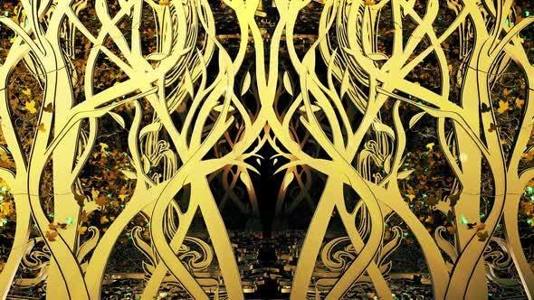 Thumbnail for Art Nouveau 05 4K