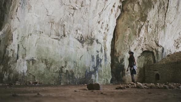 Thumbnail for Exploration a Devetashka Cave Near Lovech