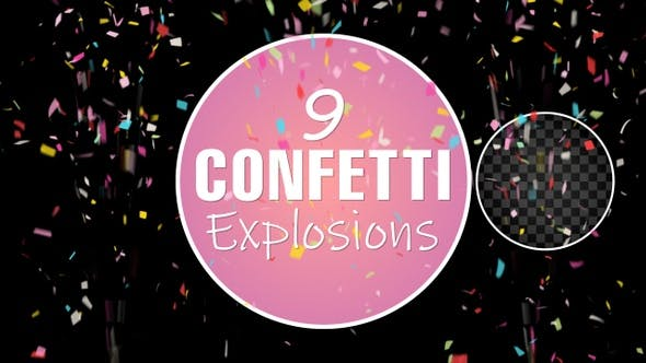 Thumbnail for Confetti Explosions