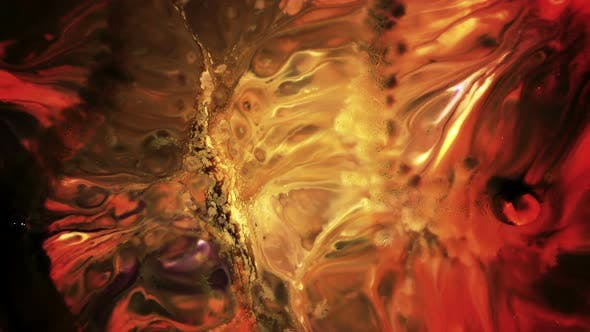 Thumbnail for Colorful Ink Paint Blast Turbulence 18