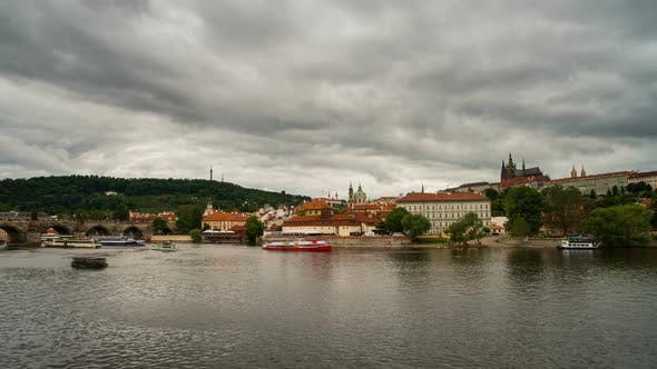 Thumbnail for Cloudy Day in Prague