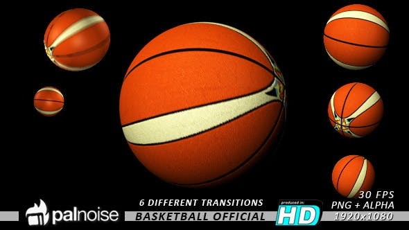Thumbnail for Basketball Transitions (6-Pack)