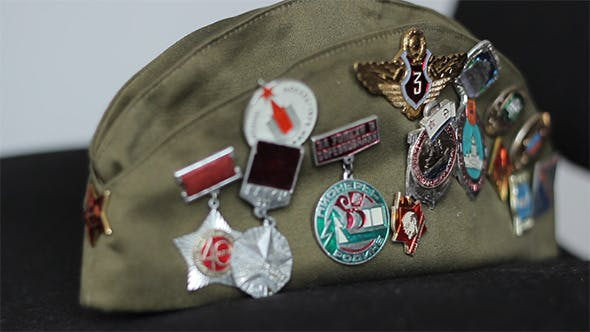 Soviet Communist Medals