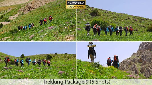 Cover Image for Trekking