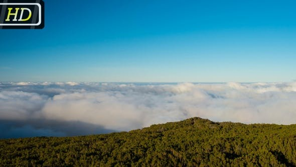 Thumbnail for Blue Sky above the Clouds, Madeira