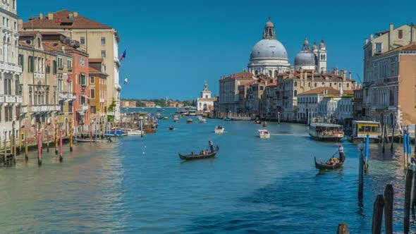 Thumbnail for Venice Grand Canal
