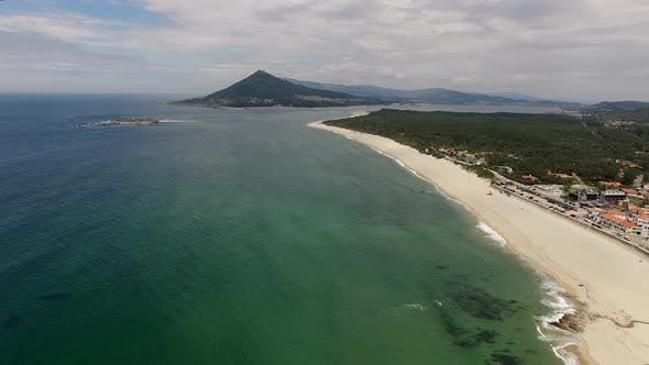 Thumbnail for Aerial Footage of Coastline of Spain