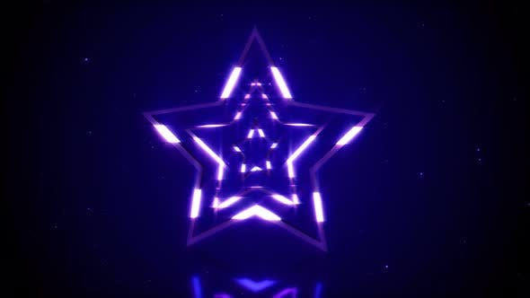 Thumbnail for Rotations of a Shining Neon Star in Modern Fluorescent Light