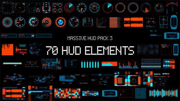 Massive HUD Pack 3