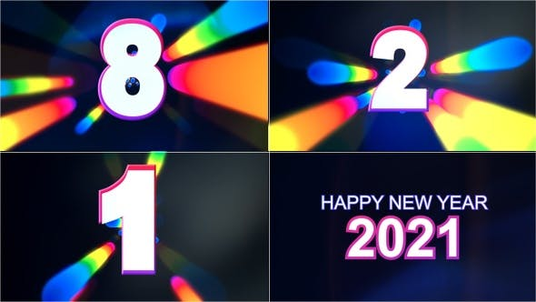 New Year 2021 Count Down