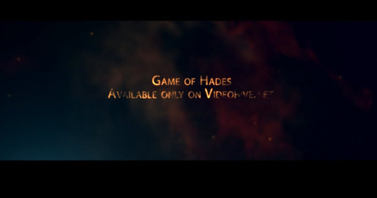 Download Game of Hades by ZeroLink