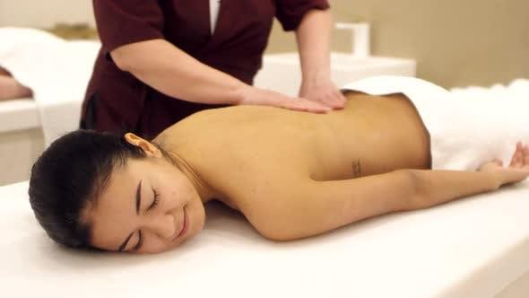 Thumbnail for Female Body Scrubbing in Hamam