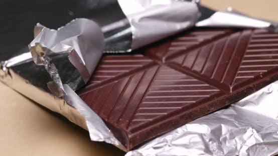 Thumbnail for Dark chocolate bar