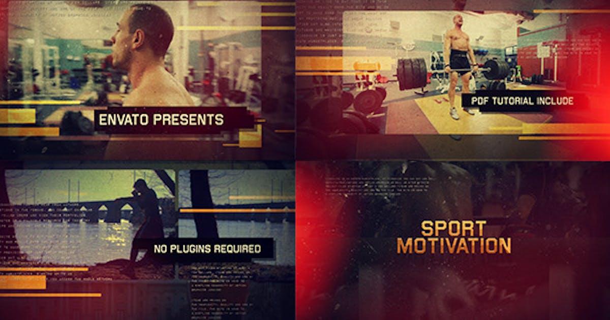 Download Sport Motivation Promo by 3uma