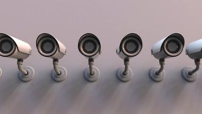 Multiple CCTV Cameras