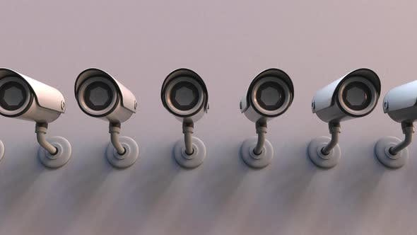 Thumbnail for Multiple CCTV Cameras