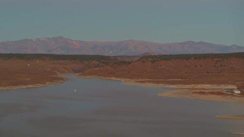 Eastern Sierra Nevada Landscape