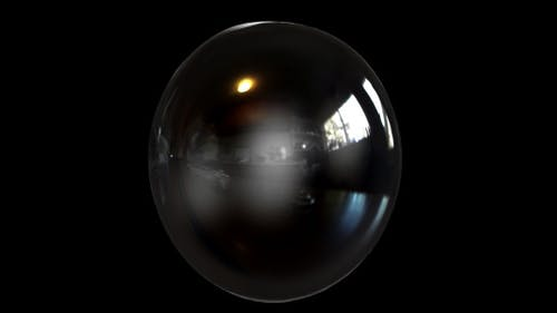 BUBBLE WITH ALPHA CHANNEL