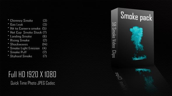Thumbnail for Smoke Collection 01