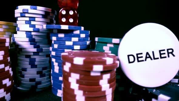 Thumbnail for Gambling Money Chips 14