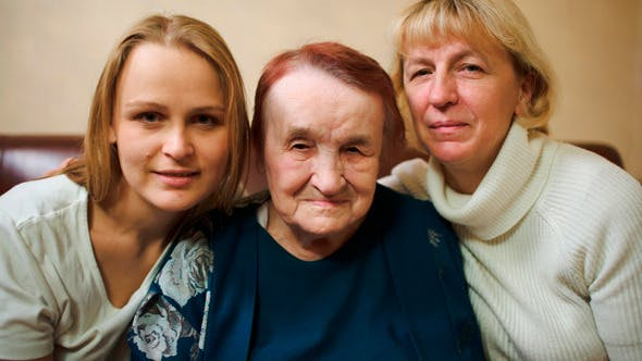 Thumbnail for Portrait Of Three Women Of Different Age