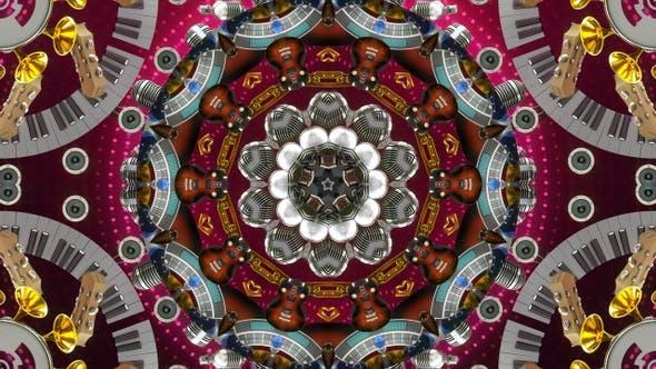 Thumbnail for Music Instruments Kaleidoscope