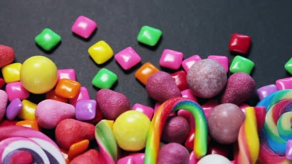 Thumbnail for Variety of Sweets, Lollipops, Candy, Marshmallows, Etc