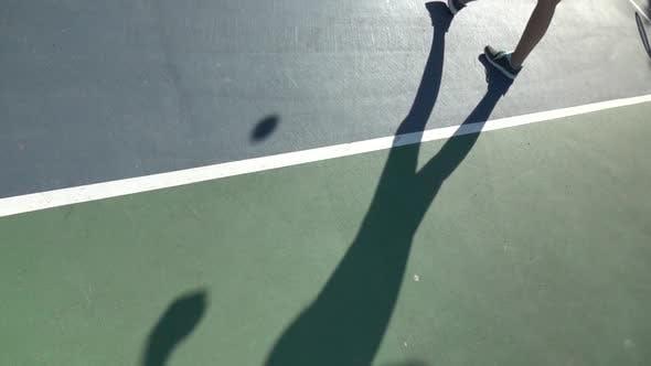 Thumbnail for Playing Tennis