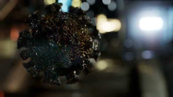 Thumbnail for Coronavirus COVID 19 Quarantine on Empty City Streets